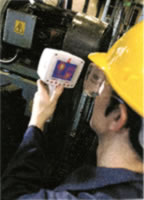 Thermal Camera in Use